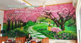 Vẽ tranh tường ở Cầu Giấy, họa sĩ vẽ tranh tường Cầu Giấy, vẽ tranh tường giá rẻ, vẽ tranh tường đẹp, báo giá vẽ tranh tường Cầu Giấy