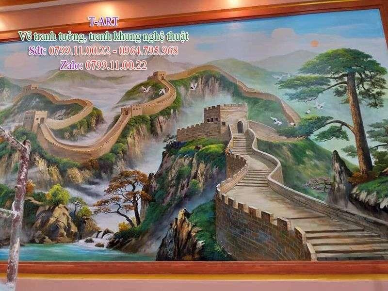 Vẽ tranh tường ở tpHCM, họa sĩ vẽ tranh tường tpHCM, vẽ tranh tường giá rẻ, vẽ tranh tường đẹp, báo giá vẽ tranh tường tpHCM