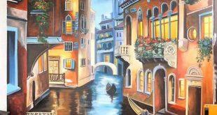 Dịch vụ vẽ tranh tường, vẽ tranh tường phong cảnh, vẽ tranh tường châu Âu, vẽ tranh tường cafe, vẽ tranh tường quán ăn, vẽ tranh tường đẹp